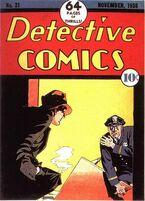 Detective Comics 21
