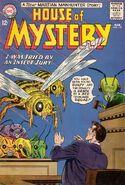House of Mystery v.1 149
