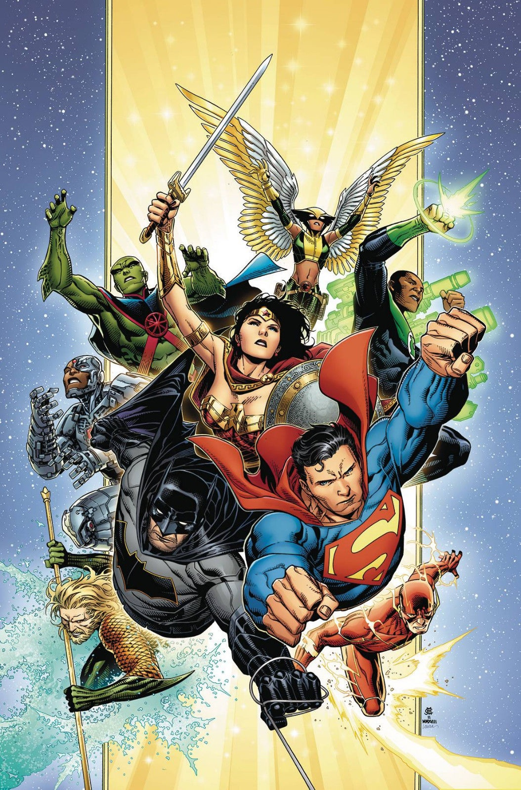 Justice League Prime Earth  Dc Database  Fandom -1475
