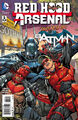 Red Hood Arsenal Vol 1 5