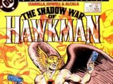 The Shadow War of Hawkman Vol 1 2