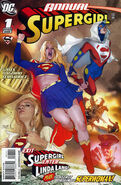 Supergirl Annual Vol 5 1