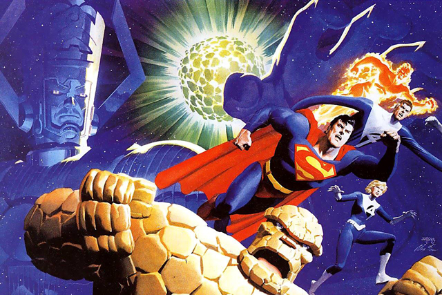 File:Superman Fantastic Four Textless.jpg