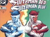 Superman Red/Superman Blue Vol 1 1