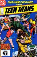 Teen Titans Spotlight 21