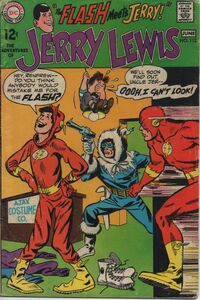 Adventures of Jerry Lewis Vol 1 112