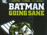 Batman: Going Sane (Collected)