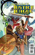 Convergence Justice League International Vol 1 2
