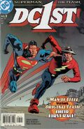 DC First Flash Superman Vol 1 1