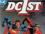 DC First: Flash/Superman Vol 1 1