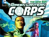 Green Lantern Corps: Rebuild (Collected)