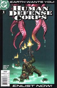 Human Defense Corps 1