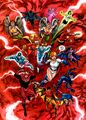 Justice Society Infinity 0001