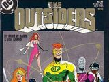 Outsiders Vol 1