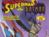 Superman & Batman Magazine/Covers