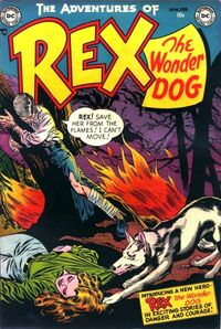 Adventures of Rex the Wonderdog Vol 1 1