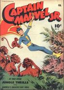 Captain Marvel, Jr. Vol 1 27