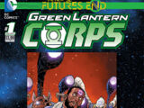 Green Lantern Corps: Futures End Vol 1 1