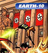 Green Lantern Earth-10 001
