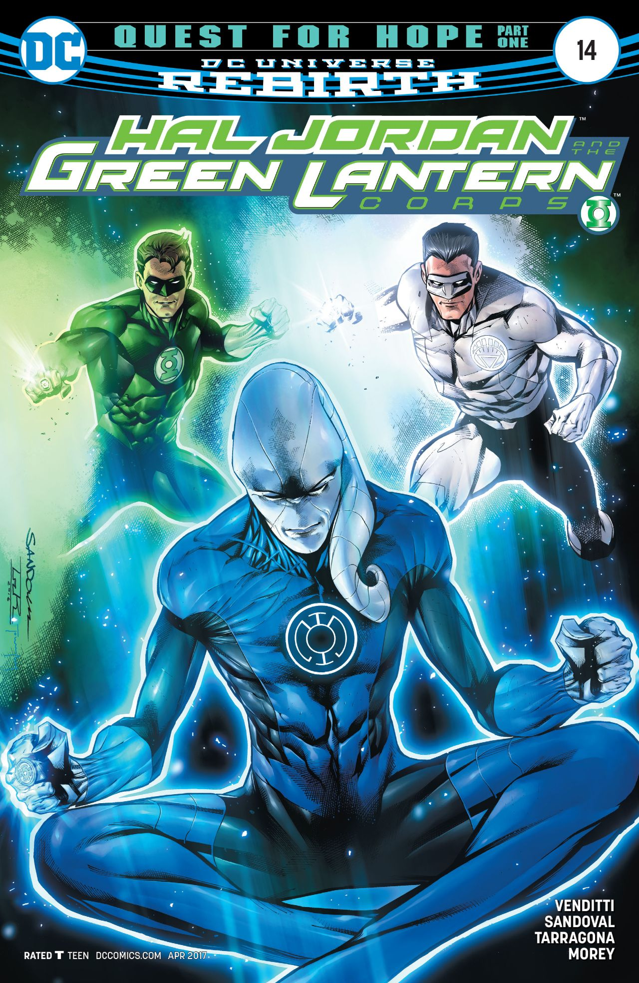 Hal Jordan and the Green Lantern Corps Vol 1 14 | DC ...