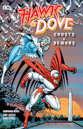 Hawk and Dove Ghosts & Demons TPB