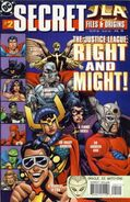 JLA Secret Files and Origins 2