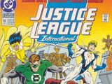 Justice League International Vol 2