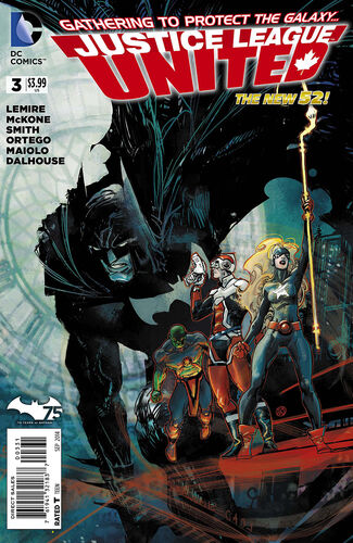 Batman 75th Anniversary Variant by [[Mario Alberti]]