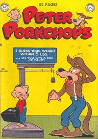 Peter Porkchops Vol 1 1