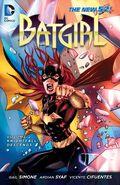 Batgirl- Knightfall Descends