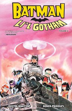 Cover for the Batman: Li'l Gotham Vol. 2 Trade Paperback