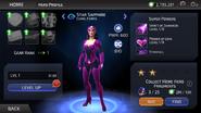Carol Ferris DC Legends 0001