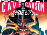 Cave Carson Has a Cybernetic Eye: Every Me, Every You (Collected)