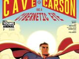 Cave Carson Has a Cybernetic Eye Vol 1 7