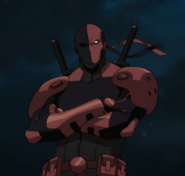 Deathstroke War 002