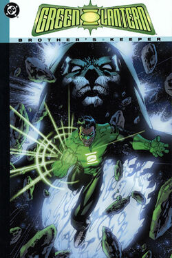 Cover for the Green Lantern: Brother's Keeper Trade Paperback