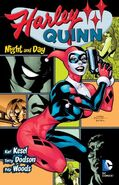 Harley Quinn- Night and Day