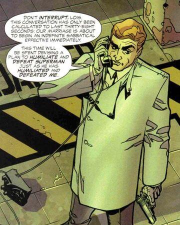 Alexander Luthor Earth 30 Dc Database Fandom