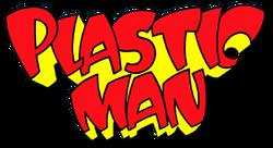 Plastic Man (1988-1989) logo