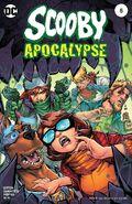 Scooby Apocalypse Vol 1 5