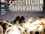 Supergirl and the Legion of Super-Heroes Vol 1 27