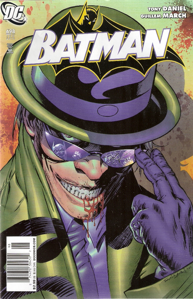 Batman: Riddle Me This | DC Database | FANDOM powered by Wikia