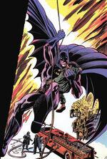 Batman, the Grim Avenger