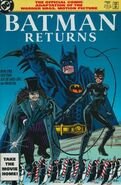 Batman Returns Comic