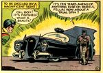 The 50's Batmobile