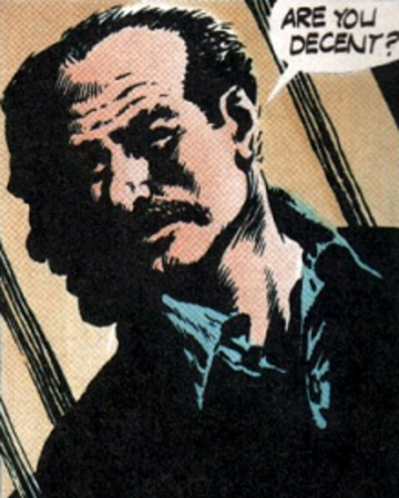 Gordon Deitrich V For Vendetta Dc Database Fandom