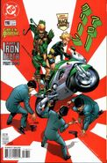 Green Arrow Vol 2 116
