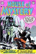 House of Mystery v.1 22