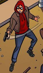 Jason seeks vengeance.