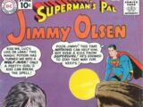 Superman's Pal, Jimmy Olsen Vol 1 52